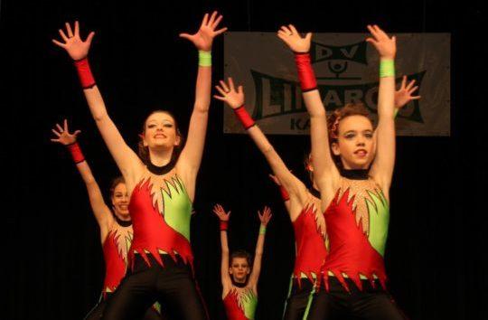 MODERN DV DANCE ACTION